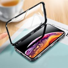 Metal Magnetic Phone Case for iPhone