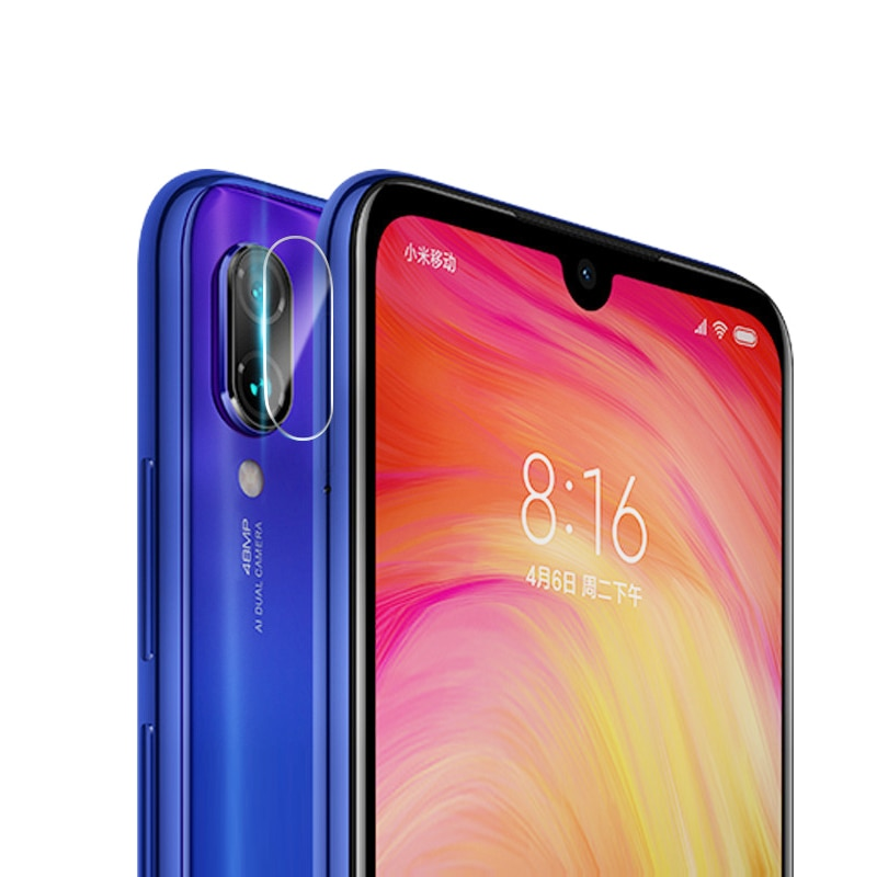 Screen and Camera Protectors for Xiaomi Redmi Note 7